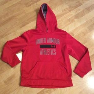 Under Armour Boys LG 14/16 pullover Hoodie